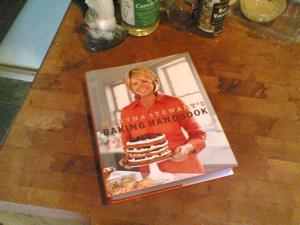 Cover of Martha Stewart's Baking Handbook